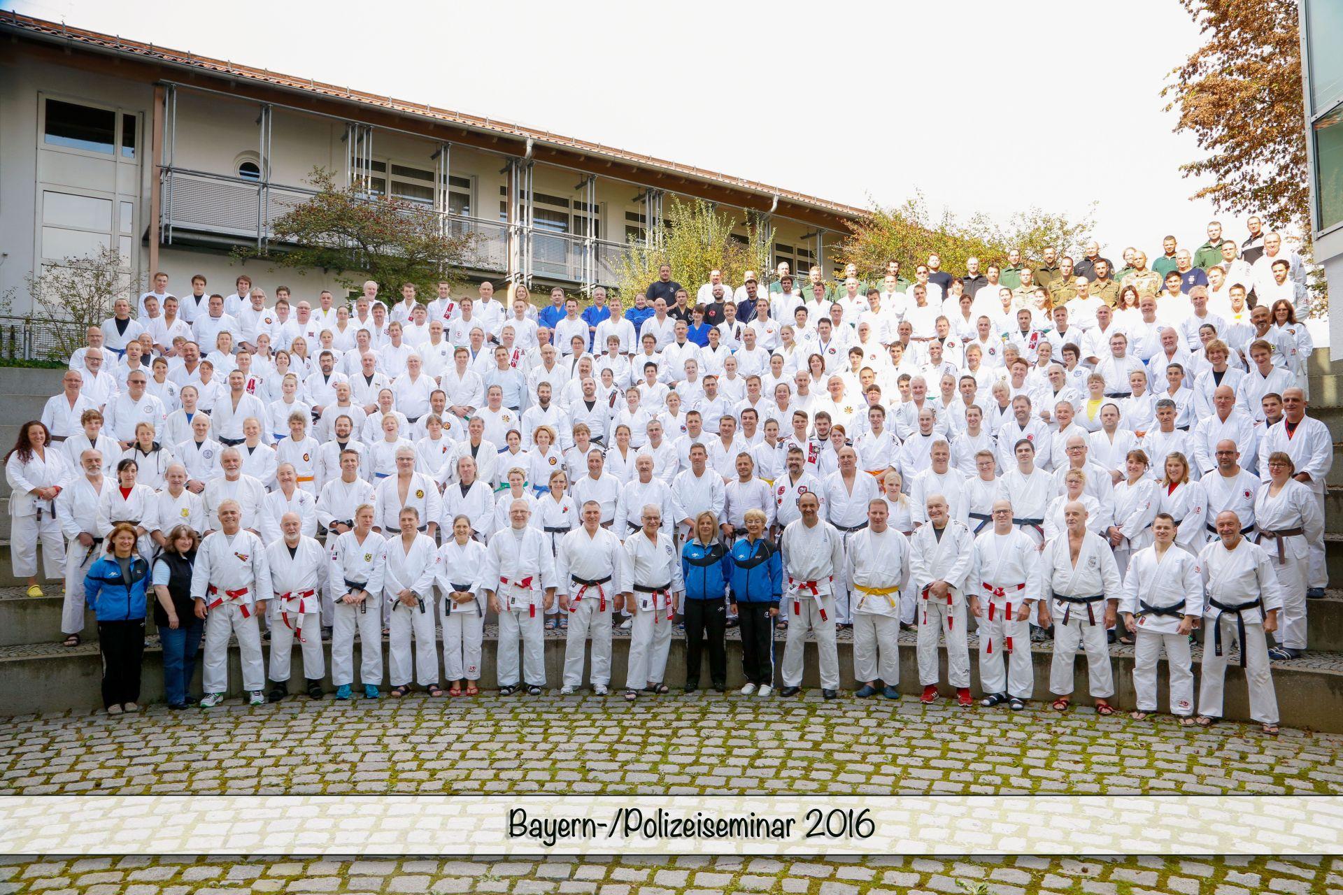 Bayernseminar 2016