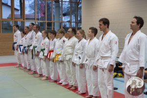 Read more about the article Ju-Jutsu im Chiemgau mit sportlichem Jahresabschluss