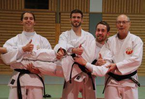 Read more about the article Wir haben einen neuen Trainer!